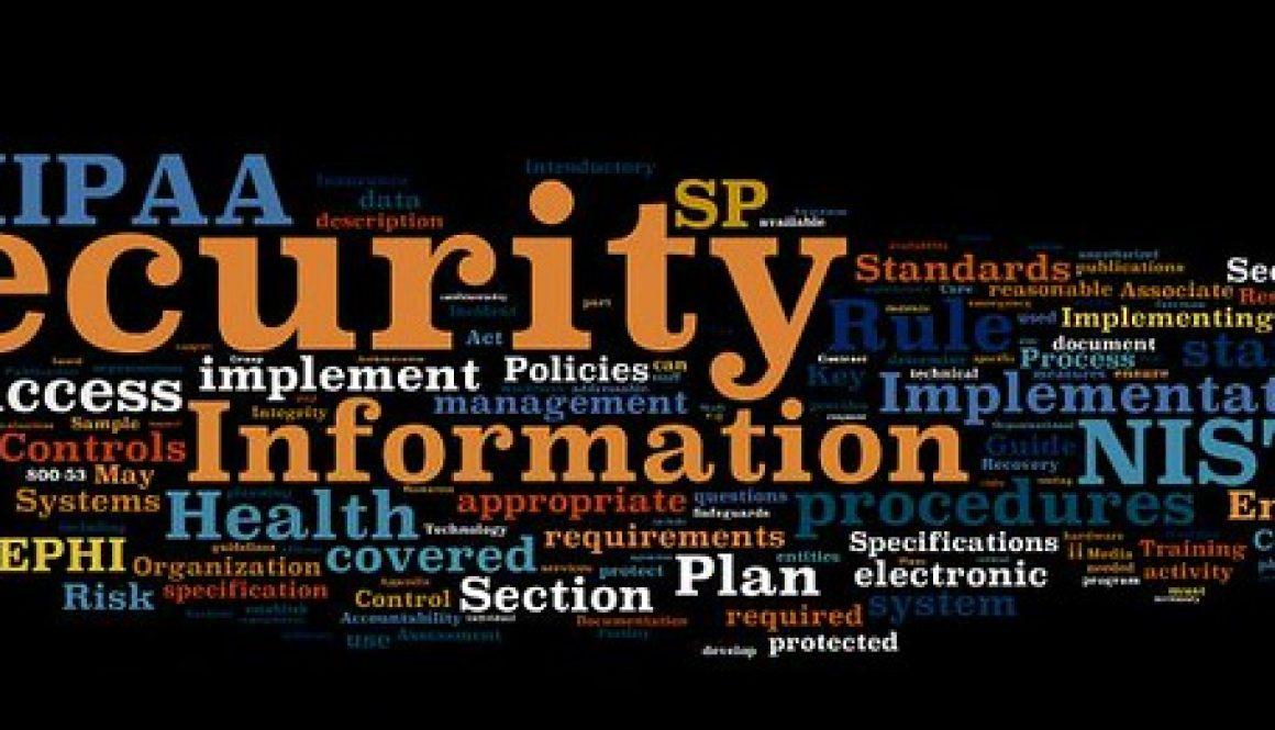 HIPAA Security Risk Analysis